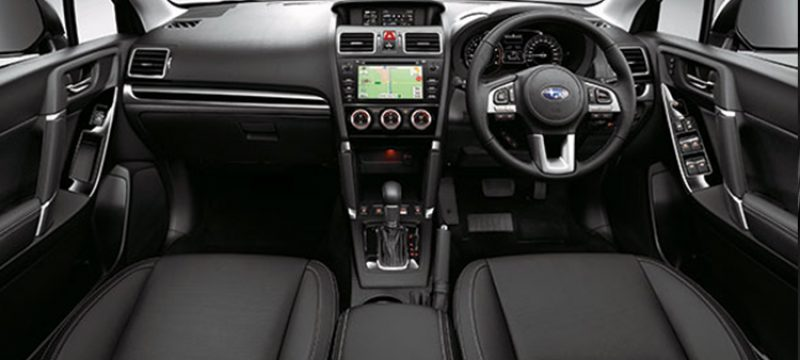 Subaru Forester Interior